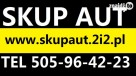 SKUP AUT t.505964223 ZŁOMOWANIE AUT STAROGARD GDAŃSKI