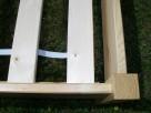 Sprzedaż łóżek sosnowych od producenta 90x200 - 2