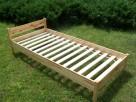 Sprzedaż łóżek sosnowych od producenta 90x200 - 1