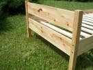 Sprzedaż łóżek sosnowych od producenta 90x200 - 5