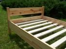 Sprzedaż łóżek sosnowych od producenta 90x200 - 3