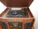 Sprzedam Radio Elta retro z gramofonem, magnetofonem, odtwar - 1