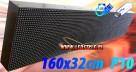 Tablica LED 160x32 P10 RGB Reklama świetlna Producent Ekran