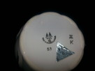 Filizanka kubek porcelana rozowa - 4