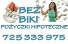 Pożyczki prywatne pod hipotekę - Kredyty bez BIK!