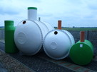 Zbiornik na rostwór saletrzano mocznikowy,wodę nawozy 24000L - 7