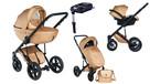 Wózek dziecięcy DADA PARADISO - GOLDEN ROSE - NOWY! - SKLEP