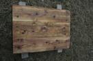 Blaty drewniane ze starego drewna Stare deski Loft Stół - 7