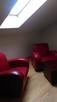 Sprzedam dwa fotele skórzane , czerwone - 3