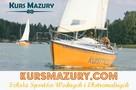 Rejsy szkoleniowe na patent żeglarza jachtowego, Mazury
