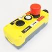 4502876LG Kaseta sterowa 2 przyciskowa z wyłącznikiem STOP
