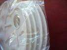 5 sztuk Paleta malarska plastikowa owalna 24 x 17 cm - 2