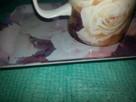 Filizanka ze spodkiem fine bone china - 5