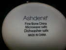 Filizanka ze spodkiem fine bone china - 2