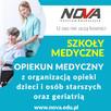 Opiekun Medyczny już w rok NOVA CE Gliwice