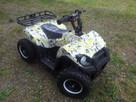Mini Quad dla dzieci elektryczny 800W 3 akumulatory - 1