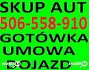 SKUP AUT ZA GOTÓWKĘ 506558910 Słupsk Ustka Darłówko LĘBORK