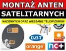 Telewizja cyfrowa - anteny sateltarne - montaż - serwis.