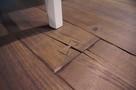 Stylowe podłogi drewniane, deska ręcznie stylizowana - 2