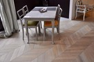Stylowe podłogi drewniane, deska ręcznie stylizowana - 6