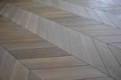 Stylowe podłogi drewniane, deska ręcznie stylizowana - 5