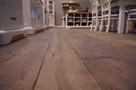 Stylowe podłogi drewniane, deska ręcznie stylizowana - 4