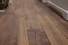 Stylowe podłogi drewniane, deska ręcznie stylizowana - 1