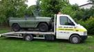 Usługi transportowe AUTOLAWETA Pomoc drogowa - 2