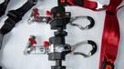Mocowanie wózka inwalidzkiego - pasy amf bruns - nowe - 4