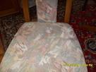 Krzesla rustikalne,debowe. - 2