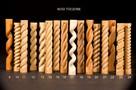 Tralki Poręcze Drewniane