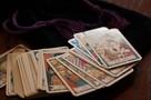 Wróżba Tarot...Rytuał praca, finanse,miłość OCZYSZCZANIE - 1
