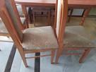 Sprzedam b. ładny stół i 6 krzeseł