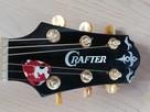 Gitara Elektroakustyczna CRAFTER GAE 33/BK z futerałem - 5