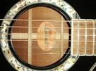 Gitara Elektroakustyczna CRAFTER GAE 33/BK z futerałem - 4