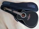 Gitara Elektroakustyczna CRAFTER GAE 33/BK z futerałem - 6
