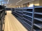Skup demontaż rozbiórka sklepów regałów sklepowych