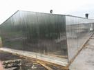 Hale produkcyjne, magazynowe z blachy wym. 8x20m wiata garaż