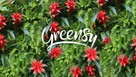 Greensy zielona ściana ogród wertykalny pixel garden A5