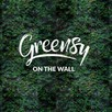 Greensy zielona ściana ogród wertykalny pixel garden A3 - 3