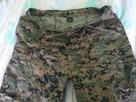 Spodnie waikiki moro wojskowe