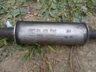 tłumik środkowy OPEL Astra G 1,7DTI ISUZU