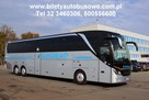 Przejazd Katowice - Dublin, Sindbad tel. 500556600