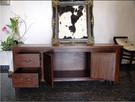 Komoda RTV stolik pod telewizor kolonialna teakowe drewno In