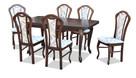 Duży Stół do jadalni + 6 Krzeseł