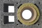 Komin ceramiczny system kominowy KW2 fi 200 4m KOMPLETNY