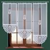 Firany panele, panele do okna, sklep z firanami, żakardy - 3