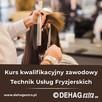 Kwalifikacyjne kursy zawodowy - fryzjerskie