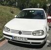 VW GOLF 4, 1.9D 2001, 1 wlasciciel przez 15 lat, bez wypadko