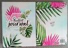 Rajski bullet journal scrapbooking 74 strony scrapów BuJo - 8